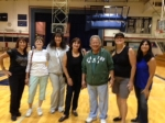 Tour of the old gym brought memories of 'The Who' and 'Amboy Dukes' concerts!